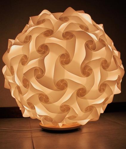 lampara de pie - diseño danes