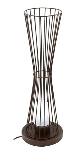 lámpara de pie para exterior terrico ø: 230mm - eglo eg0454