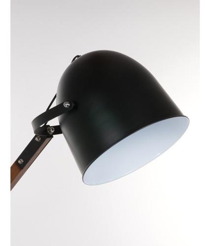 lampara de pie pinochio vintage deco apto led gmg