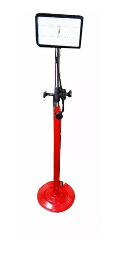 lampara de pie posicion regulable led 220v palladino