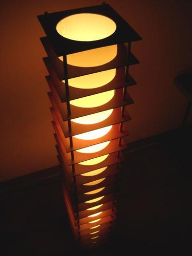 lampara de pie shangai h120