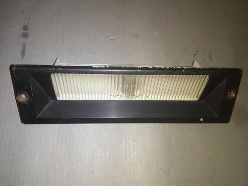 lampara de placa compuerta jeep cherokee xj wagoneer limited