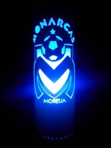 lampara de pvc club morelia
