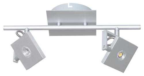 lampara de regleta modelo h6101-2led 12w marca spotlife