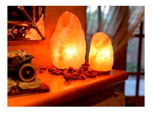 lampara de sal del himalaya 1,5-2 kg dimmer calidad preimum