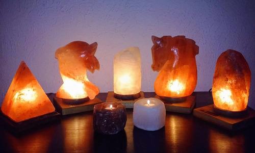 lampara de sal exclusivas !!! --leer descripción atentamente