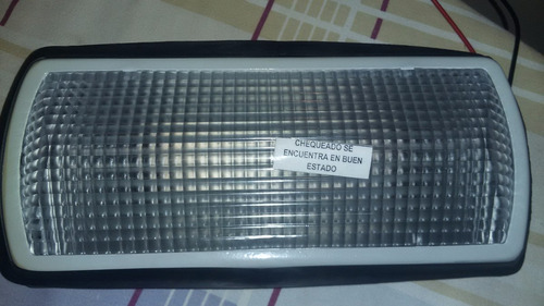 lampara de techo de alumbrado interno para encavas busetas