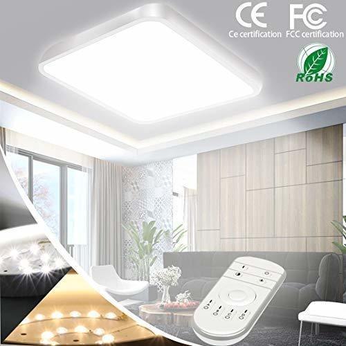 Baño Dormitorio Lámpara Para Sala De Techo Cocina De Est Led CQdxeErBWo
