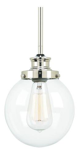 lampara de techo moderna candil candelabro importada esfera