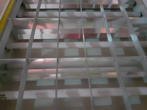 lampara de techo oficina