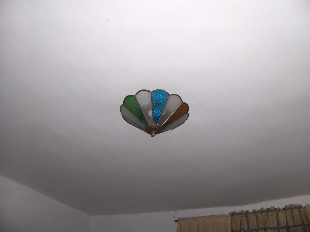 Lampara de techo tipo plafon estilo tiffany bs en mercado libre - Tipos de lamparas de techo ...