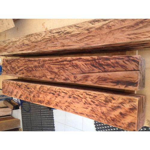 Lampara de techo vintage viga de madera 250cm env o - Lamparas para techos con vigas de madera ...