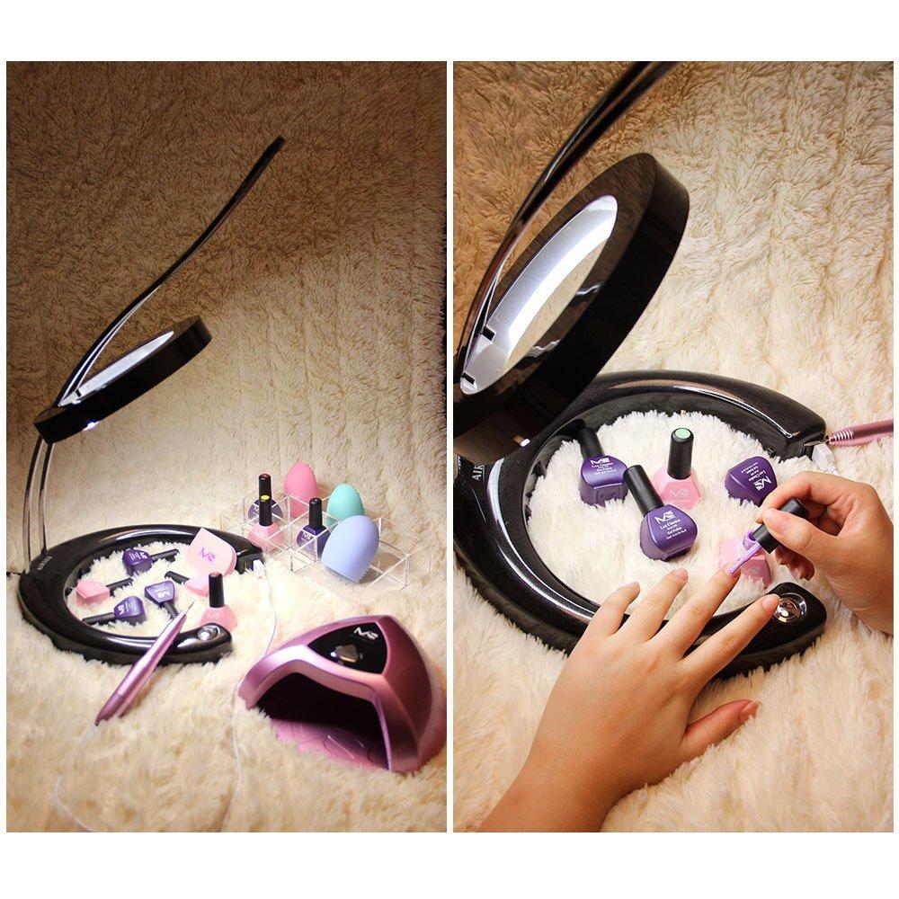 de32f25fcd838 lámpara de trabajo de manicura para salón de belleza - pr. Cargando zoom.