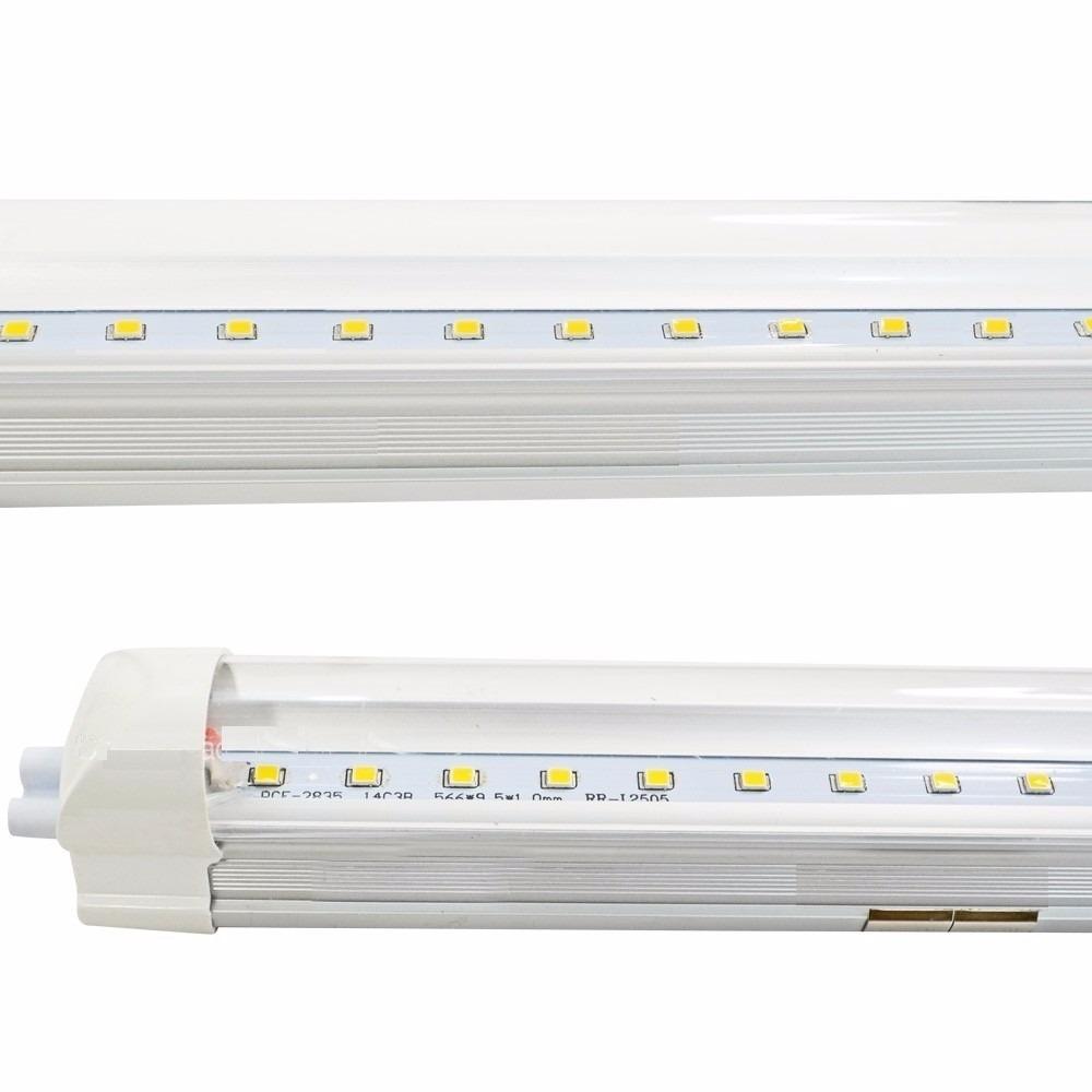 Lampara de tubo led de 18w conecta en serie - Lampara tubo led ...