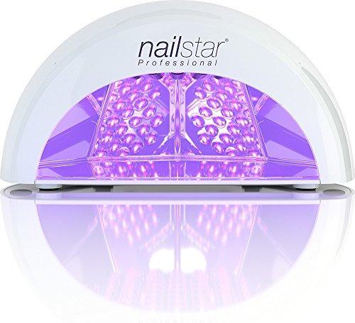 lámpara de uñas nailstar ? professional led nail secador de
