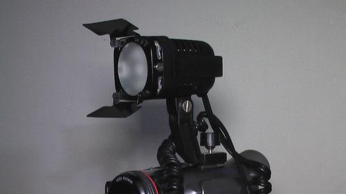 lampara de video profesional bescor (2)