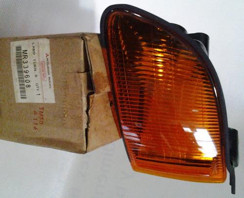 lampara derecha de cruce orig. mitsubishi galant 2.5