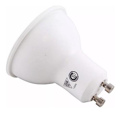 lampara dicroica foco led akai 3.5w = 40w  gu10 220v