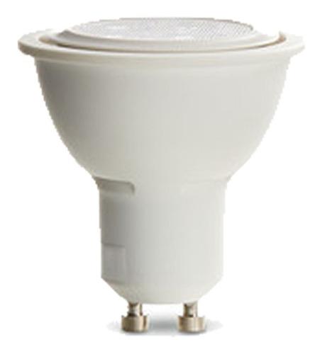 lampara dicroica gu10 verbatim 4,2w 220v led calida 98997