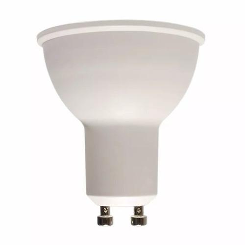 lámpara dicroica led 4w  220v gu10 blanco cálido candil esdj