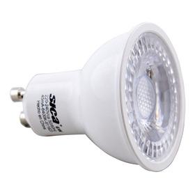 Lámpara Dicroica Led 6w 220v Sica Luz Fria / Cálida Tienda Oficial