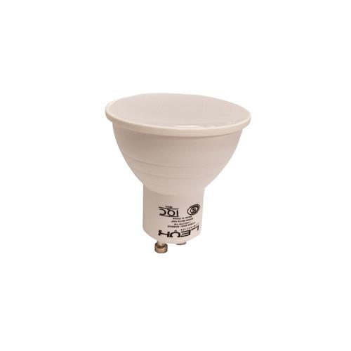 lampara dicroica led 6w 7w 120° 220v gu10 calido frio