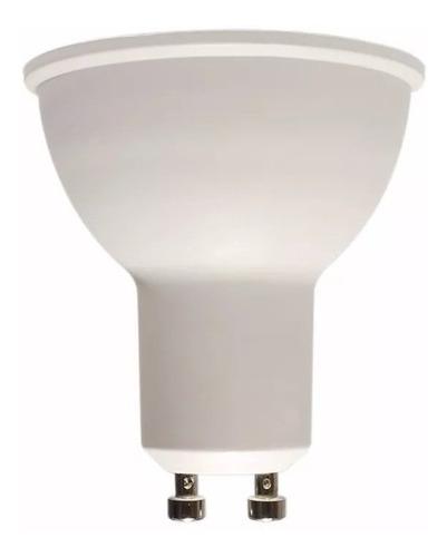 lámpara dicroica led 7w fria dimerizable 220v candil esdj