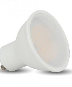 lámpara dicroica led cálida 6w gu10- 460 lumenes caba