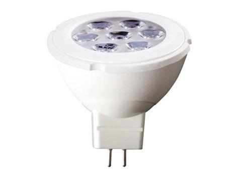 lámpara dicroica led mr16 220v 7w luz blanca