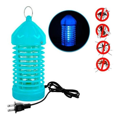 lampara eléctrica mata mosquitos sin químicos ref: lm-2c