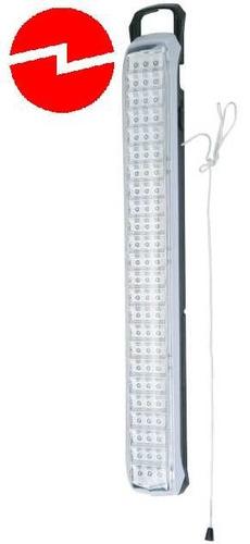 lampara emergencia 10 horas de luz, 63 led, recargable