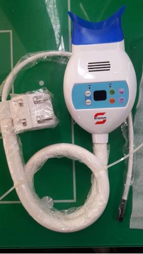 lampara  equipo de blanqueamiento dental odontologica