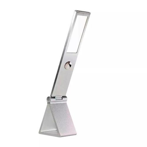 lampara escritorio led mesa luz veladores modernos dimmer