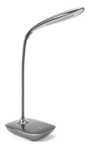 lampara escritorio mesa led regulable recargable usb ml5030