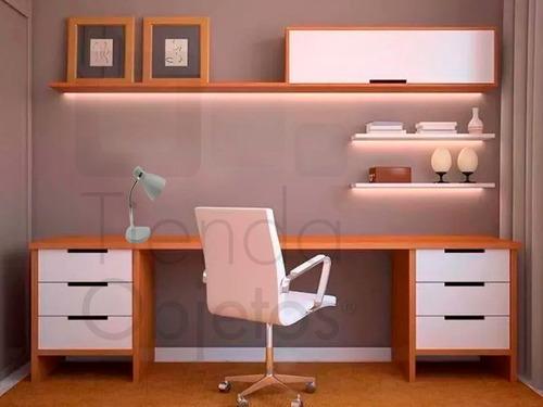 lampara escritorio velador moderno mesa flexible hogar e27