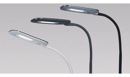 lampara escritorio velador neron led táctil excelente diseño