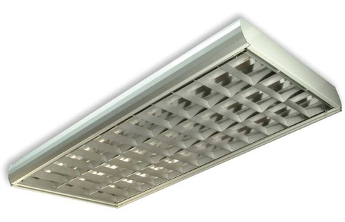 lampara especular superf.led 3x32 120-277v c/bombillo