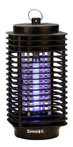 lampara exterminadora de insectos voladores repelec