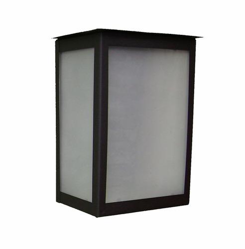 lampara farol moderno exterior restaurante y comercio