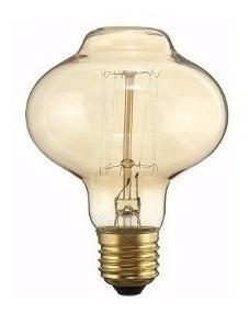 lampara filamento de carbono antique edison vintage