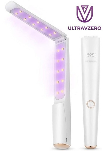 lámpara germicida luz uv, desinfección ultravioleta portátil