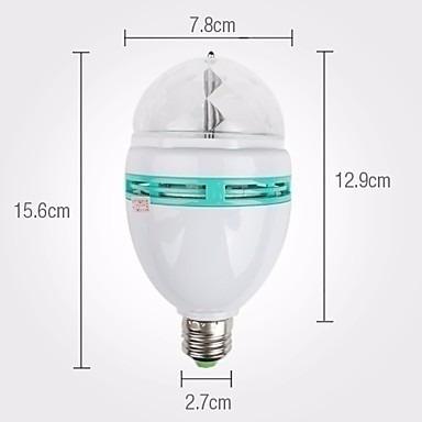 lámpara giratoria led - cienfuegos