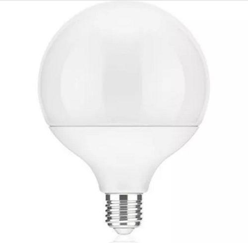 lámpara globo led e27 12w candil cálida / fría bulbo g95