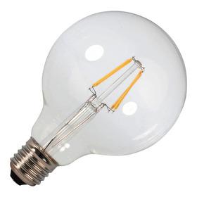 Lámpara Globo Led Filamento G120 8w 840lm E27 Xc Iluminación