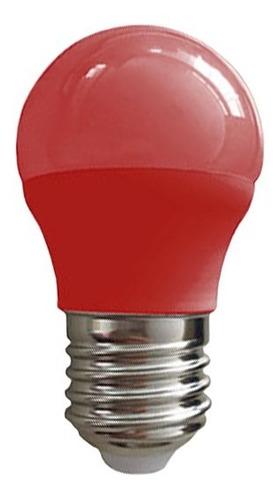 lampara gota color led e27 3watt todoenled g45e273w