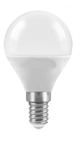 lampara gota led  6w = 40w calida fria deco e14