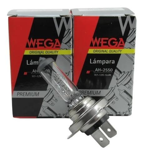 lampara h7 halogena 12v 55w