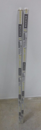 lámpara hermética fluorescente antipolvo 2x32w