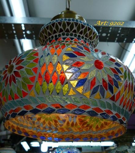 lampara hindu colgable medida 60x28 cm