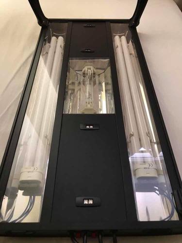 lámpara hqi 250 watts para acuario marino